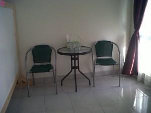 Ruang Tunggu Orangtua atau pengantar